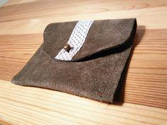 leather purse ikki by niki nepper