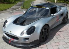 CanadianAutoNetwork.com - 2001 LOTUS ELISE MOTORSPORT Silver