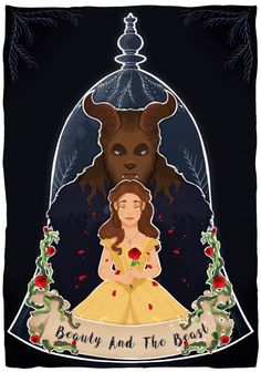 Beauty and the Beast 2017 by Misskitkatmadness on @DeviantArt
