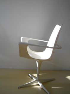 Luigi Colani - Swivel Chair for Lusch, 1971
