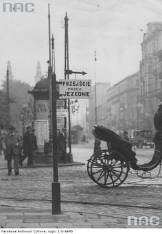 Warsaw, 1931.