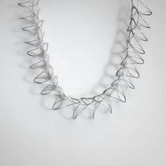 Really cool necklace by KLARA SIPKOVA
