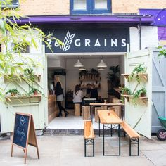 26grains - eating out in London, the healthy way.@deliciouslyella