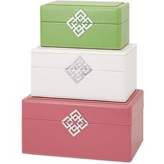 Gem Boxes (Set of 3)