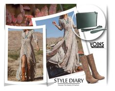 """""""YOINS 4"""" by melissa995 ❤ liked on Polyvore featuring White Label and yoins"""