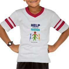 Delphic Maxim HELP YOUR FRIENDS Tshirt