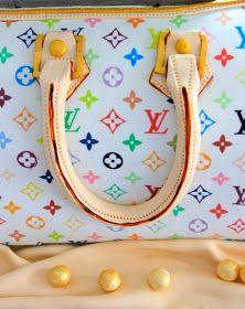 Celebrate with Cake!  Louis Vuitton Bag with iPad Cake Ipad Cake 20c40ad531e60