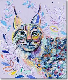 "New animal portraits from Starla Halfmann, like ""Bobsled"""