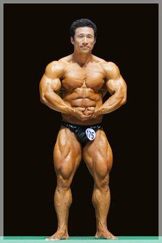 Kang Dong Geun (강동근, Korean Bodybuilder)