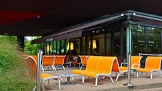 Café Branly - Paris 7