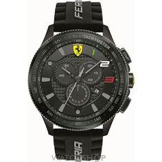 58f4086729e Mens Scuderia Ferrari Scuderia XX Chronograph Watch 0830243