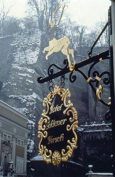 Hotel Goldener Hirsch, Salzburg: Weihnachtsfeiern mit Flair