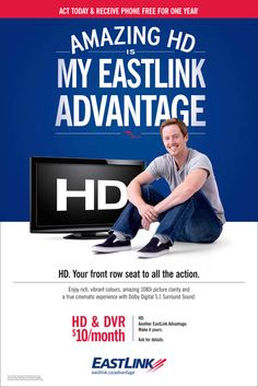 Eastlink Amazing HD