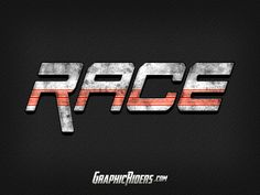 GRAPHICRIDERS | Grunge photoshop style – Race (free psd file)