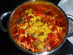 Veg Indian Good Food Recipes..: Carrot Pickle {Gajar Ka Achaar} Carrot Recipes, Pickles, Carrots, Good Food, Curry, Easy Meals, Indian, Cooking, Ethnic Recipes
