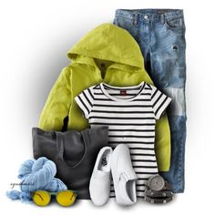 """Happy Hoodie"" by cynthia335 on Polyvore"