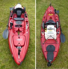 """Rigging a Hobie """"Outback"""" kayak for fishing Best Fishing Kayak, Fishing 101, Canoe And Kayak, Sea Fishing, Hobie Kayak Accessories, Boat Accessories, Marine Gear, Angler Kayak, Small Fishing Boats"""