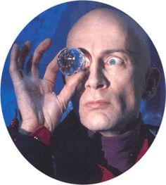"""Richard O'brien, любимый актёр и ведущий, в любимом шоу """"The Crystal Maze"""""""