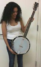 Tanglewood TWB 18 M6 6 String GUITAR BANJO / Acoustic Banjo / Maple Resonator