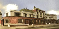 10246519_10203339728990232_983590667408644819_n.jpg (960×484)    Seaburn Hotel, now the Marriot.  Shame they added to it and modernised it.