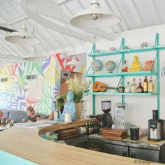 DesignClaud in Bali // What to do in a weekend // Restaurant Cafe Sea Circus in Seminyak