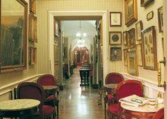 CAFÉ GRECO Vía Condotti, 86. Roma. Italia.
