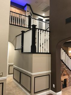 Banister Remodel Banister Remodel, Banisters, Stairs, Home Decor, Stairway, Decoration Home, Room Decor, Staircase Railings, Staircases