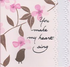 Something soft and romantic My Heart, Romantic, Cards, How To Make, Romantic Things, Romance Movies, Map, Romances, Romance