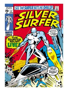 Silver Surfer #17