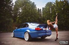 Bmw Girl, Car Girls, Hot Cars, Bmw E46, Vehicles, King, Women, Beauty, Street