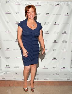 With so much drama surrounding the Real Housewives of New Jersey and the Posche Fashion Show, we can finally bring you the actual photos from the event whi Caroline Manzo, Teresa Giudice, G Hair, Bra Cup Sizes, Beautiful Goddess, Real Housewives, Reality Tv, Style Icons, Fashion Show