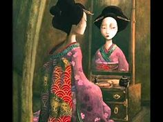 çizgili masallar: The Butterfly Lovers by Benjamin Lacombe Portfolio Illustration, Children's Book Illustration, Alberto Giacometti, Geisha Art, Album Jeunesse, Atelier D Art, Cross Paintings, Pop Surrealism, Fan Art