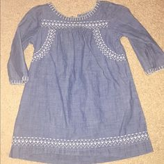 Baby gap 12-18 mo Jean dress Baby Gap 12-18 mo Euc Jean dress GAP Other