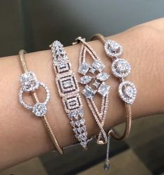 Every shoe-lover needs to possess this bracelet. The bracelet is about 7 inches in length and five shoe charms hang from the oval links of bracelet. Diamond Bracelets, Sterling Silver Bracelets, Jewelry Bracelets, Jewellery, Bracelet Designs, Jewelry Design, Flip Flops, Youth, Diamonds