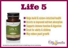 Life 5 Probiotic From Young Living | Decorchick!®