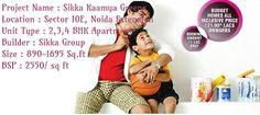 JustProp: Apartment and Villa Sale for Sikka Kaamya Greens @...