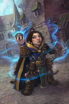 96 Best D&D Dwarves images in 2019 | Fantasy characters, Fantasy