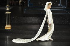 Chanel  #runway #hautecouture #style #fashion #design #pinterest