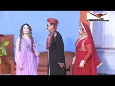 New Best Of Iftikhar Thakur And Khushboo Pakistani Stage Drama Full Come...