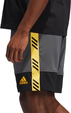 adidas Pro Madness Basketball Shorts, Men's adidas Pro Madness Basketball Shorts, Men's Sport Shorts, Men Shorts, Basket Ball, Mens Activewear, Men Street, Nike Outfits, Sport Wear, Stylish Men, Adidas Men