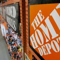 home depot credit cards hacked