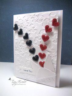 Hearts card.