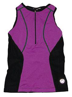 ... Canari Icon Womens Medium Sleeveless Tank Cycling Jersey Purple Grape    Sports   Outdoors. CyclingBicyclingBikingBicyclesRiding BikesCycling Gear 77b8e8170