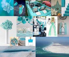 Julie Howlin Aura Soma Inspiration Equilibrium bottle #85 Titania Turquoise/clear