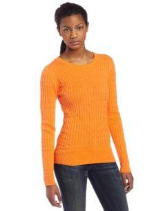 Sweet Romeo Women's V-neck Cable Sweater: Amazon.com: Clothing