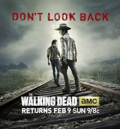 The Walking Dead S4 Poster