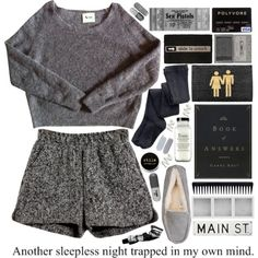 A fashion look from November 2013 featuring PS from Aero socks. Browse and shop related looks.
