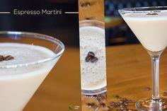 Espresso Martini Espresso Martini, Glass Of Milk, Urban, Drinks, Food, Drinking, Beverages, Meal, Essen
