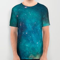 Space 03 All Over Print Shirt
