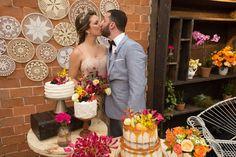 Casamento com estilo Shabby Chic – Tâmara e André http://lapisdenoiva.com/casamento-shabby-chic-tamara-e-andre/ Foto: Alex Krusemark e Tati Hauer